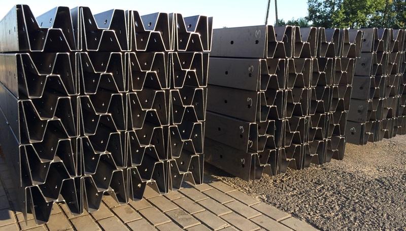 gięcie metali, blach i stali
