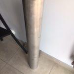 Gięcie blach cienkich, Wykonany z stali cienkiej element, Gięcie CNC
