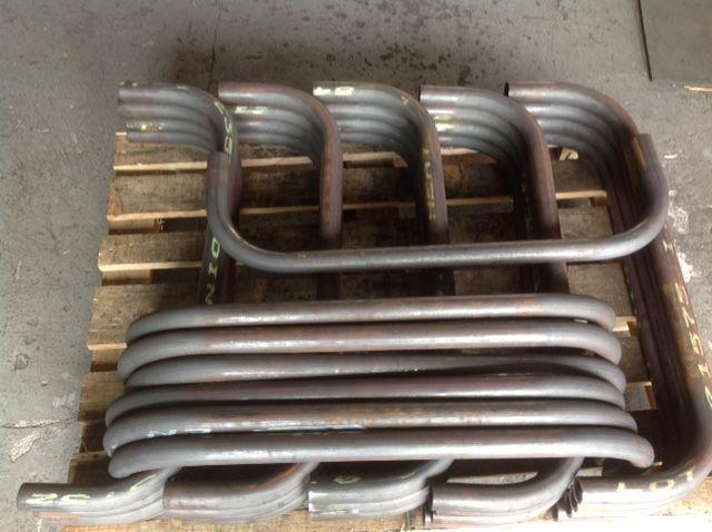Gięcie CNC, Gięcie aluminium